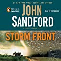 Storm Front: Virgil Flowers, Book 7 Audiobook by John Sandford Narrated by Eric Conger