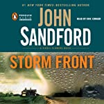 Storm Front: Virgil Flowers, Book 7 (       UNABRIDGED) by John Sandford Narrated by Eric Conger