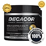 Decacor Creatine 3 Pack - Best Creatine Supplements - Increase Muscle Power for Better Muscle Growth and Recovery