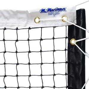 Buy MacGregor Super Pro 5000 Poly Tennis Net (EA) by MacGregor