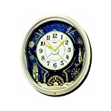 Seiko QXM239S Melody in Motion Clock