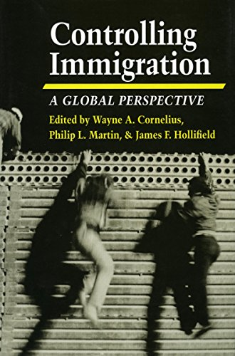 Controlling Immigration: A Global Perspective Second Edition (Global Perspectives (Stanford University Paperback))