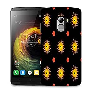 Snoogg Sparkling Small Sun Designer Protective Phone Back Case Cover For Lenovo Vibe K4 Note