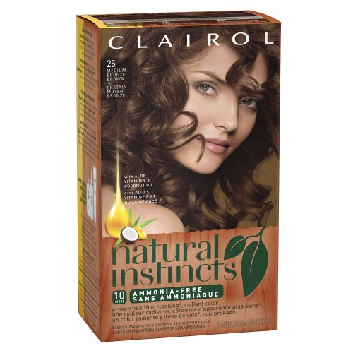 natural hair color products
