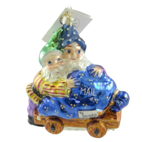 christopher-radko-elfin-express-glass-ornament-train-car-delivery