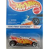 Hot Wheels 1996 FIRST EDITIONS - #8/12 SIZZLERS (1:64 Scale)