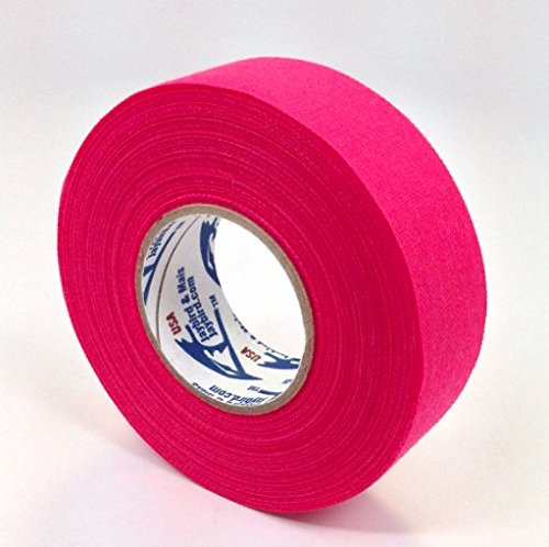 Pink Cloth Ice Hockey Tape 10 Rolls Sporting Goods Team