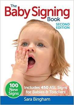 How to sign a baby book