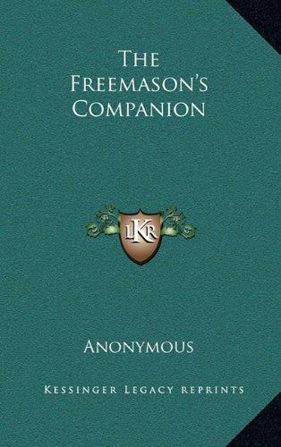 The Freemason's Companion