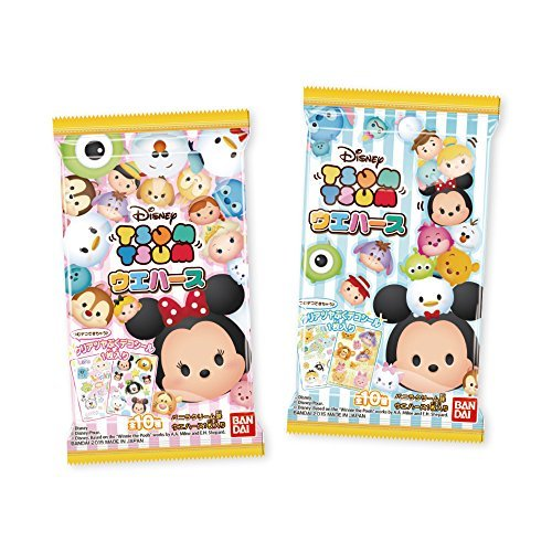 disney-tsum-tsum-wafer-20-pieces-box-candy-toys-wafer-tum-tum-by-bandai
