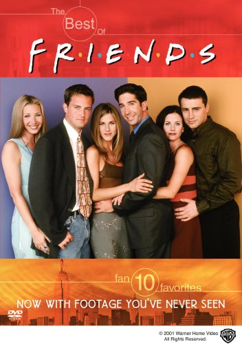 The Best Of Friends: 10 Fan Favorites back-333259