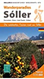 Soller Wanderführer und Wanderkarte 1 : 15 000: Fornalutx - Deià - Cala Tuent - Cúber