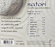 Satori: Music for Yoga and Meditation