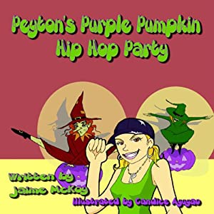 Peyton's Purple Pumpkins Hip Hop Party | [Jaime McKoy]