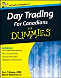 img - for Day Trading For Canadians For Dummies book / textbook / text book