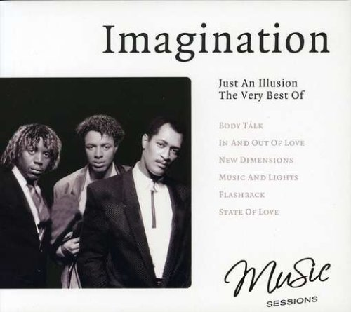 Imagination - The Best Of, Just An Illusion - Zortam Music