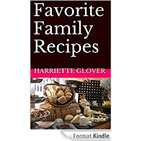 Favorite Family Recipes (English Edition)