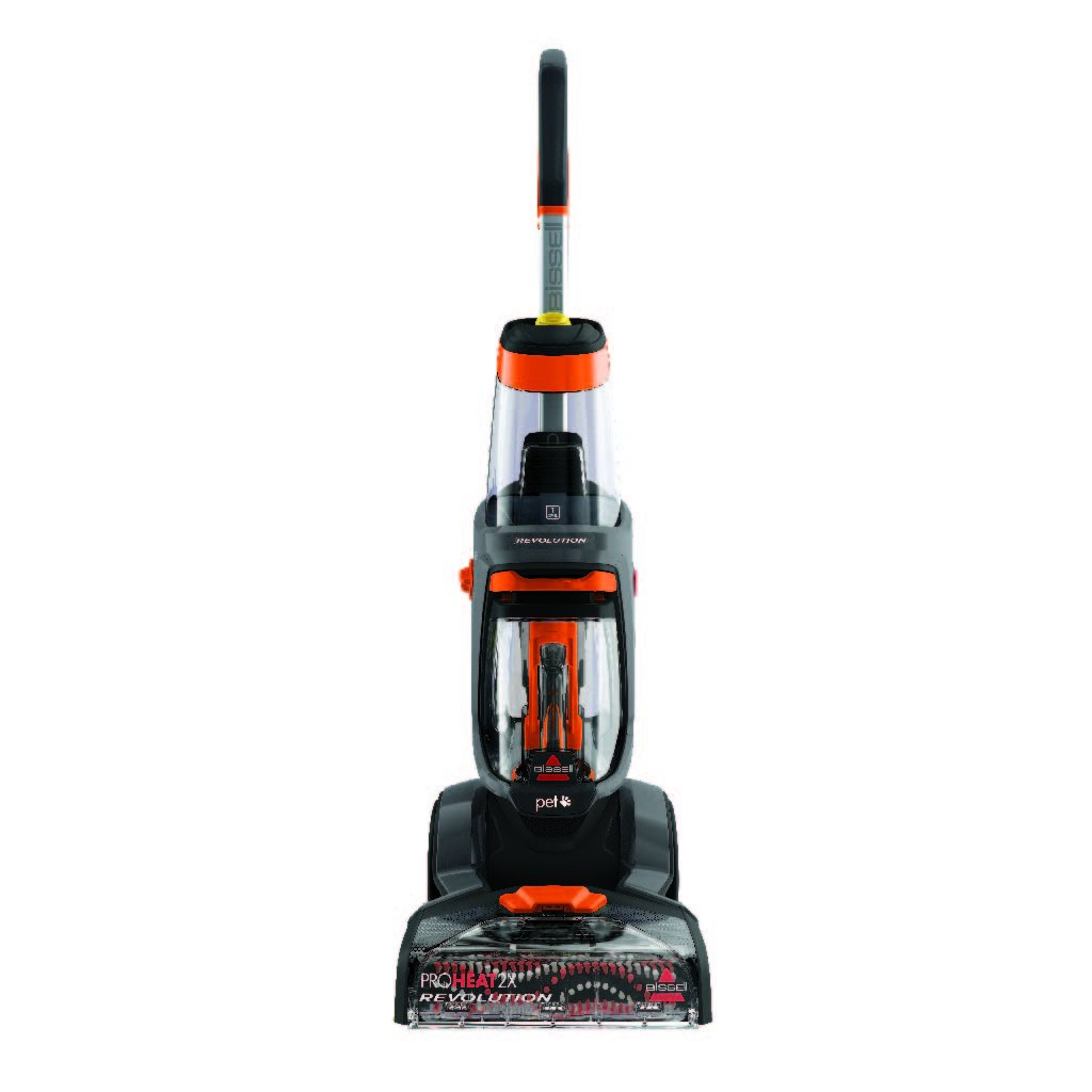 Bissell 1548 ProHeat 2X Revolution Pet Full Size Carpet Cleaner EBay