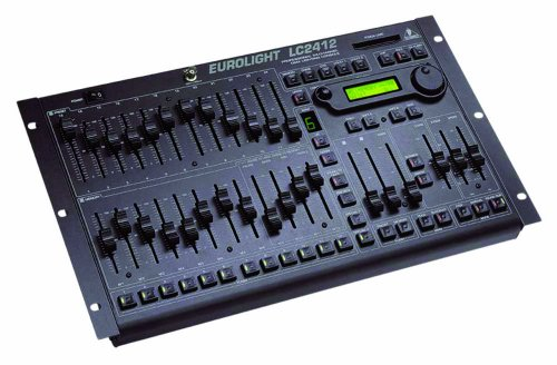Behringer LC2412 Eurolight 24 Channel DMX Lighting Console