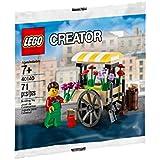 Lego Creator 40140 - Blumen Stand / Flower Cart Polybag