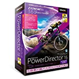 PowerDirector 15 Ultimate Suite �抷���E�A�b�v�O���[�h��