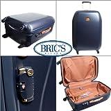 (ブリックス) BRIC'S SINTESIS シンテシス ポリカーボネートトローリー 63 CM BSI08191.698 ブルー スーツケース キャリ...