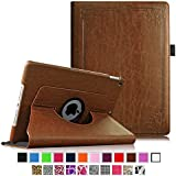 Fintie Apple iPad Air Case - 360 Degree Rotating Stand Case Cover with Auto Sleep / Wake Feature for iPad Air / iPad 5 (5th Generation) - Vintage Antique Bronze