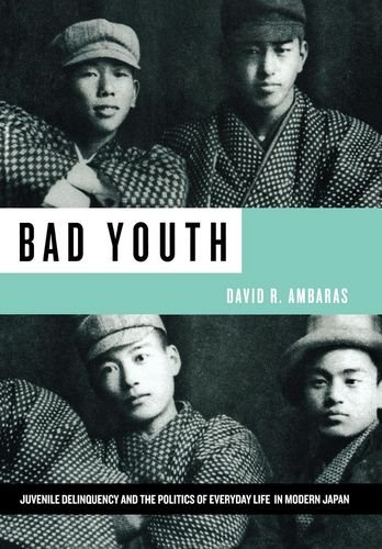Bad Youth: Juvenile Delinquency And The Politics Of Everyday Life In Modern Japan (Studies Of The Weatherhead East Asian Institute, Columbia University)