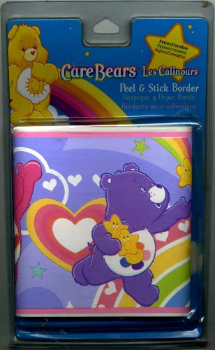"Care Bears Peel and Stick Border~5""x12' - 1"