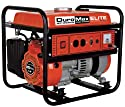DuroMax Elite MX1500 1,500 Watt 3 HP OHV 4-Cycle Gas Powered Portable Generator