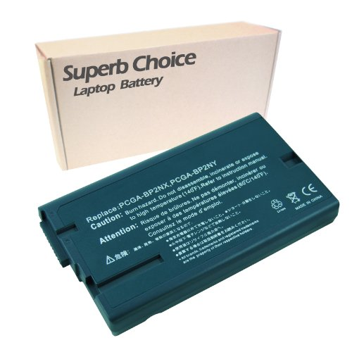 Click to buy SONY VAIO PCG-GRX510P Laptop Battery - Premium Superb Choice® 8-cell Li-ion Battery - From only $22.99