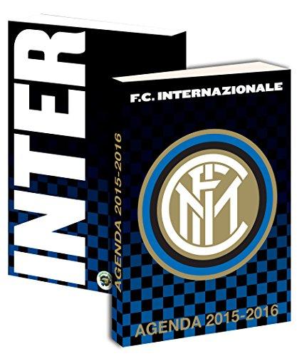 Agenda scolaire INTER MILAN 2015 / 2016 – Collection officielle – Rentrée scolaire
