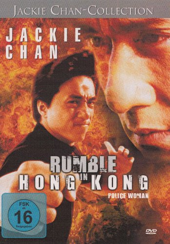 Jackie Chan Collection : Rumble In Hong Kong (Police Woman) Bonus : Städtereisen Hongkong mit Jackie Chan