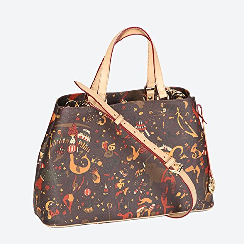 Borsa PIERO GUIDI Magic Circus Donna Marrone 212174088-02