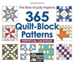 365 Quilt-Block Patterns Perpetual Ca...