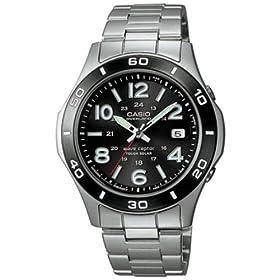 CASIO (カシオ) 腕時計 OVERLAND オーバーランド ソーラー電波時計 OVW-110DJ-1AJF