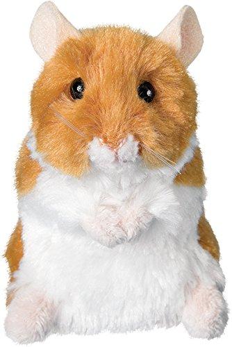 Plush Brushy Hamster 5