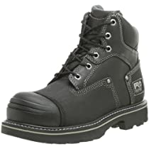 "Hot Sale Timberland PRO Men's 53525 Steel Trax 6"" Steel-Toe Boot,Black,12 M"