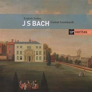 Bach : Suites anglaises