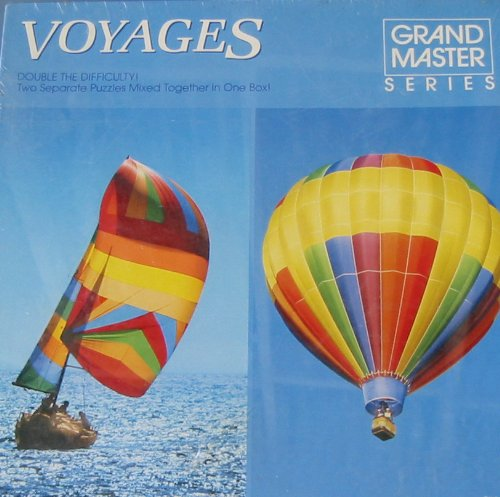 Voyages Grand Master Series Double Puzzle