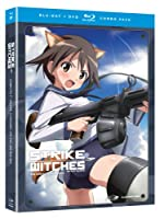 Strike Witches - Complete First Season Blu-raydvd Combo by Funimation Prod