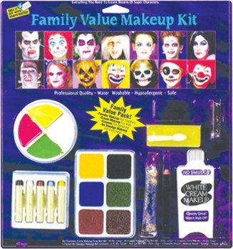WMU Festive Family Makeup Kit - 1