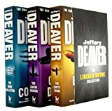 Jeffery Deaver Jeffery Deaver Lincoln Rhyme Collection 3 Books Box Set RRP 20.97 (Jeffery Deaver Collection) (The Bone Collector, The Coffin Dancer, The Empty Chair)