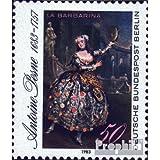 sellos para coleccionistas: Berlín (oeste) 700 (completa.edición) nuevo con goma original 1983 antoine Pesne