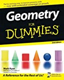 img - for Geometry For Dummies book / textbook / text book