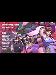 Overwatch β First Play