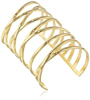 Paige Novick Classics Open Overlapping Cuff Bracelet from Paige Novick