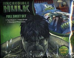Incredible Hulk Full Sheet Set