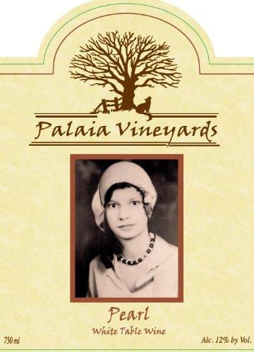 Nv Palaia Vineyards Pearl White Blend 750 Ml