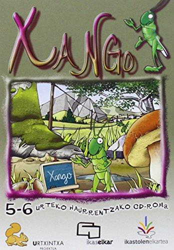 (cd-Rom) Xango (urtxintxa Proiektua) 5 Urte